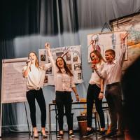 Финал  Республиканского ежегодного конкурса «Русское слово»-2017