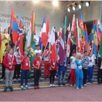 Игры юных соотечественников стартовали  в  Ханты-Мансийске