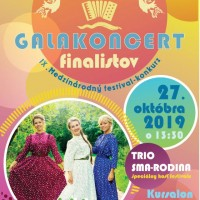 """Porota festivalu """"Ruská pieseň nad Dunajom""""-2019 vyhlásila mená finalistov"""