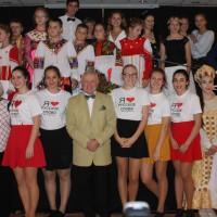 Novinky z festivalu Ruská pieseň nad Dunajom